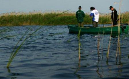Tulcea: Doar 10% din pescarii din Delta Dunării au autorizaţie