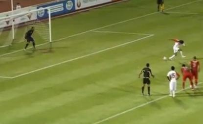 Cel mai nebunesc mod de a executa un penalty