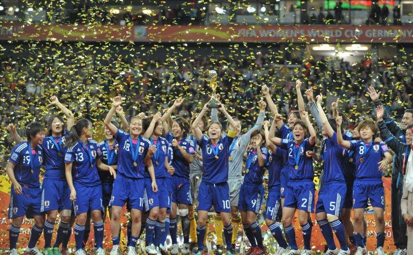 Japonia a câştigat în premieră Cupa Mondială la fotbal feminin