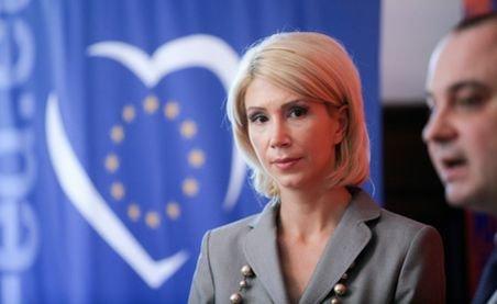 Raluca Turcan: Este necesară o reîmprospătare a activităţii Guvernului