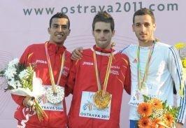 România a încheiat CE de atletism tineret cu o nouă medalie: Alexandru Ghinea luat bronzul la 3.000 de metri obstacole