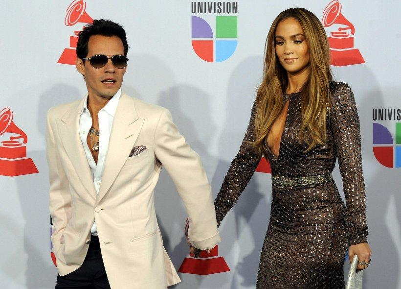 Un amant cubanez, posibil motiv al despărţirii dintre J Lo şi Marc Anthony