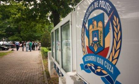 Probleme la admiterea de la Academia de Poliţie: unii candidaţii au ajuns la urgenţe