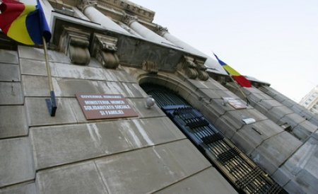 Clădirea Ministerului Muncii, evacuată în urma unei alerte false cu bombă