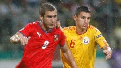 România a fost învinsă de Cehia în primul meci de la CE Under-19