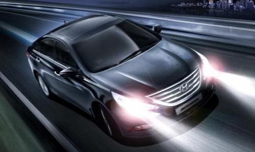 Hyundai lansează discret facelift-ul modelului Sonata