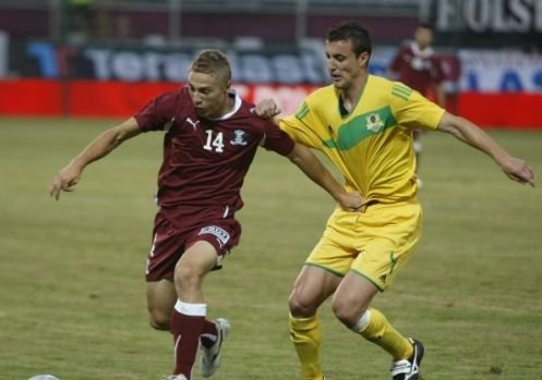 Rapid a deschis sezonul Ligii I cu o victorie clară: 3-0 cu Vaslui