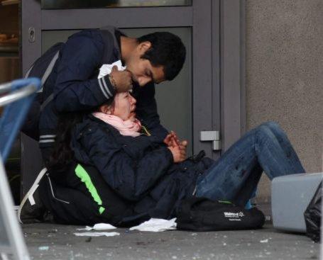 GALERIE FOTO. Imagini şocante de la Oslo, după atentatul de vineri