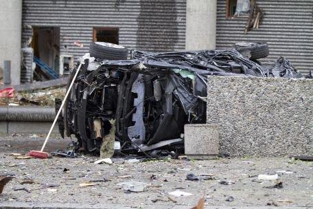 Oslo. Suspectul ar fi folosit îngrăşăminte pentru confecţionarea bombei