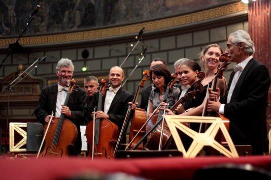 """Festivalul Internaţional """"George Enescu"""", pe lista marilor festivaluri europene de muzică clasică"""