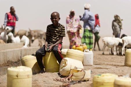 ONU organizează o conferință de urgență pe tema foametei din Somalia