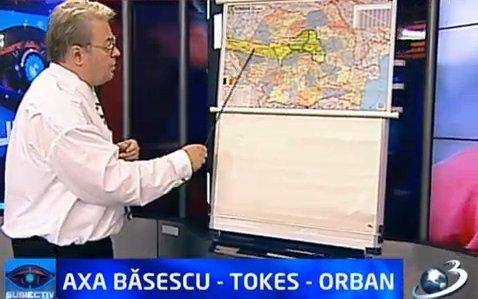 Vadim: Băsescu s-a întâlnit în secret cu Vicktor Orban. Le-a promis ungurilor 5 judeţe