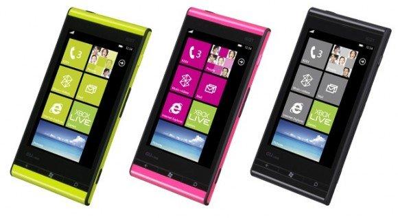 IS12T, primul telefon cu SO Mango, anunțat de Fujitsu și Toshiba