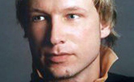 Criminalul din Norvegia, audiat vineri. Procesul ar putea începe abia în 2012