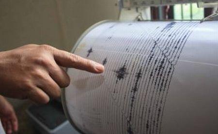 Cutremur de 3,4 grade în zona Vrancea