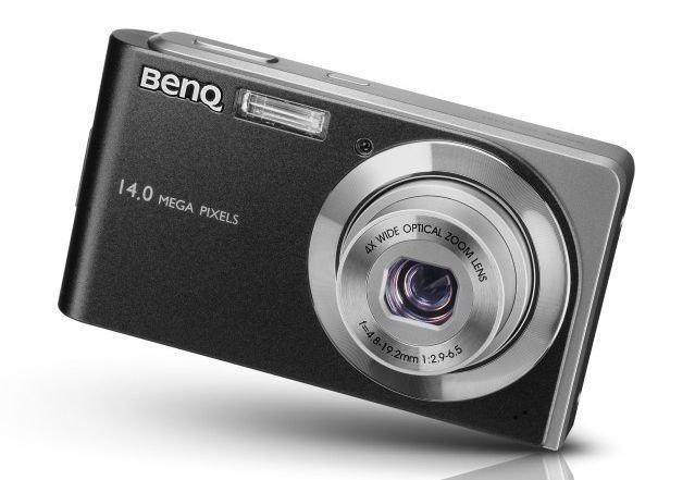 BenQ lansează E1465, o cameră foto cu efecte LOMO, Fisheye şi funcţie de panoramare