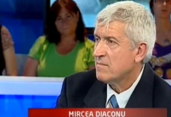 Dinică, actorul preferat al lui Mircea Diaconu: Mă uitam la el fascinat, ca prostul