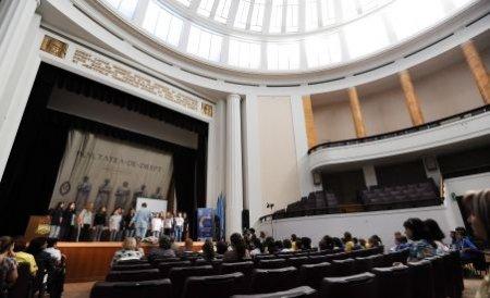 Doar 12 universităţi ar putea primi dreptul de a organiza doctorat