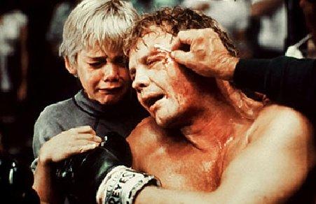 """Tragica scenă finală din filmul """"The Champ"""", folosită de cercetători în experimente psihologice"""