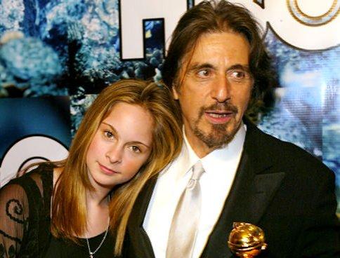 Fiica lui Al Pacino, arestată pentru că a condus sub influenţa alcoolului