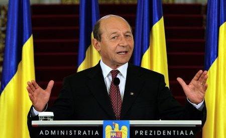 Preşedintele Traian Băsescu a discutat cu delegaţia comună a FMI, CE şi BM