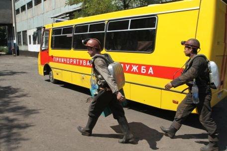 Zi de doliu naţional în Ucraina. Mai mulţi mineri au murit în două mine din estul ţării