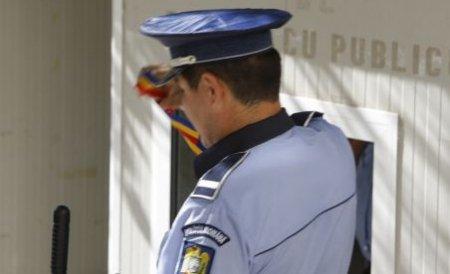 Fiul primarului din Topana, judeţul Olt, a fost reţinut de poliţişti