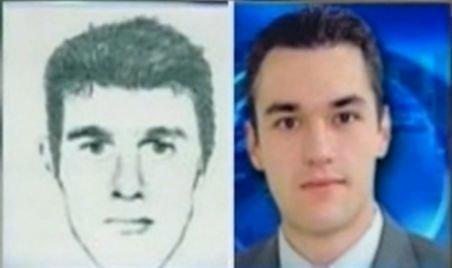 Un reporter american seamănă perfect cu portretul robot al infractorului despre care anunţa în direct