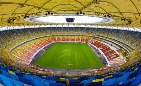 S-a inaugurat Naţional Arena. Vezi aici cum arată cel mai mare stadion din ţară