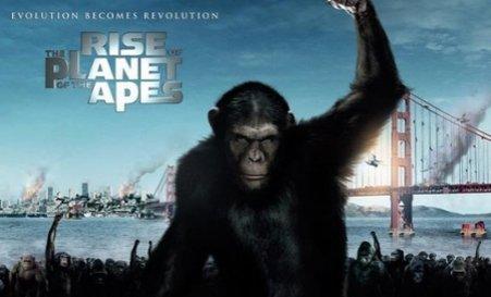 Planeta Maimuţelor: Invazia, pe primul loc în box-office-ul american