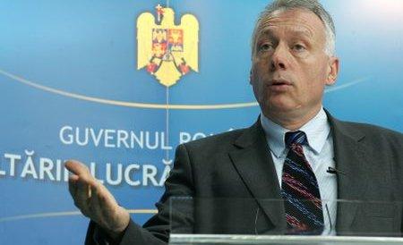 Borbely este nemulţumit de absorbţia fondurilor europene pentru mediu în ţară