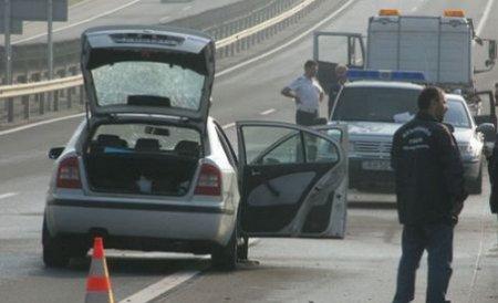 Patronii păgubiţi de jaful de pe autostradă oferă recompensă martorilor care au informaţii folositoare