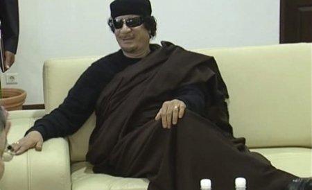 Ministrul de Interne al Libiei a sosit la Cairo într-un avion privat