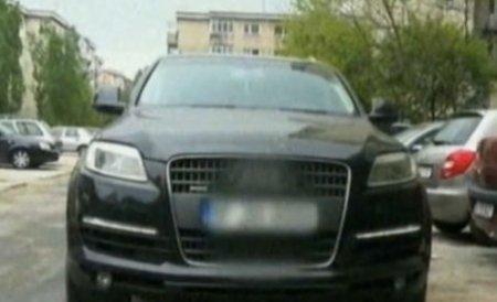 Poliţiştii bulgari, către turistul român: Maşina nu v-a fost furată, ci doar împrumutată