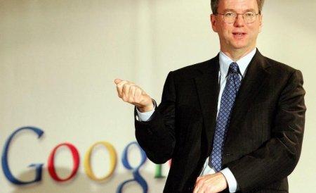 Eric Schmidt ar putea lansa un apel către TV: Google are nevoie de televiziune