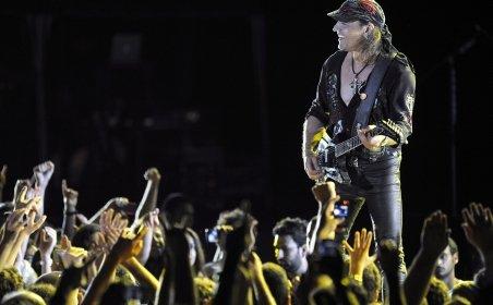 Scorpions şi Smokie vor concerta, în octombrie, la Cluj