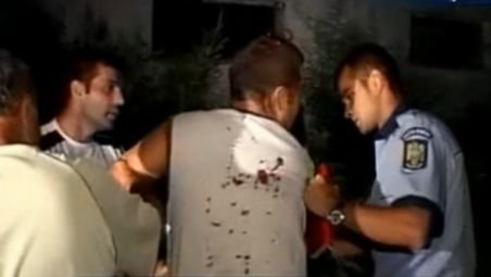 Un poliţist din Tulcea a refuzat să sufle în etilotest după ce a intrat cu maşina într-un cap de pod