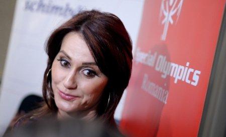 Nadia Comăneci se lansează în modă