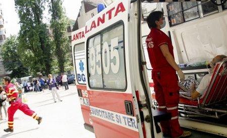 Un şofer din Bacău a lovit un copil într-un loc de joacă special amenajat