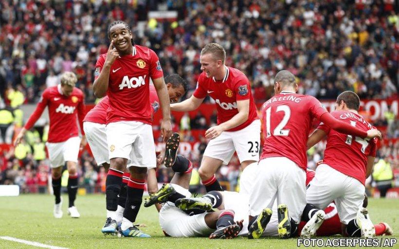 Premier League: Echipele din Manchester au marcat împreună 13 goluri împotriva lui Arsenal şi Tottenham