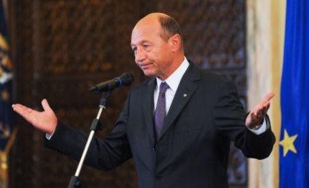 Băsescu face promisiuni deşarte: Aurul extras de la Certej nu va ajunge în tezaurul BNR. România primeşte doar 4%