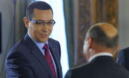 Băsescu vs Ponta: Vezi antipatiile preşedintelui faţă de liderul PSD