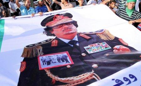 Reporterii BBC au reuşit să pătrundă în sediul serviciilor de informaţii ale lui Gaddafi