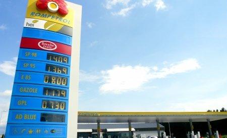 Rompetrol majorează preţul carburanţilor. Vezi cu cât