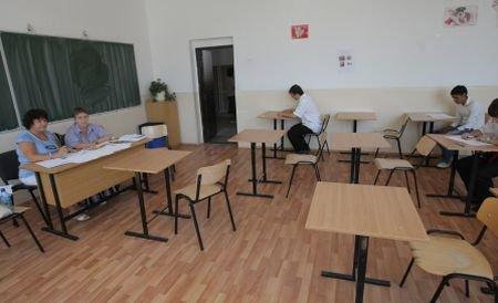 MECTS: 71 de elevi eliminaţi la proba scrisă la matematică sau istorie, cei mai mulţi din Bucureşti