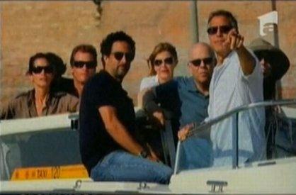 Premiera celei mai recente pelicule a lui George Clooney, la Festivalul de Film de la Veneţia