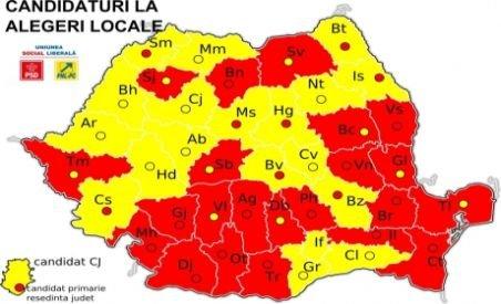 Sondaj CCSI: USL, preferată de 60% dintre români