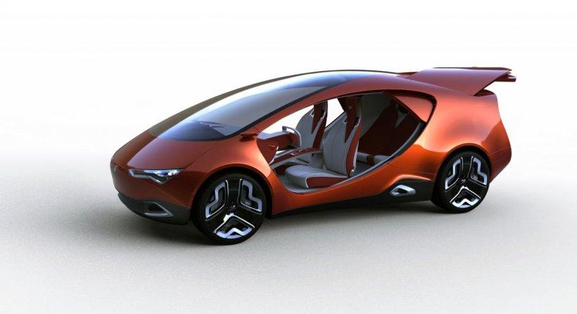 Ë-Concept, prezentat înaintea debutului de la Frankfurt