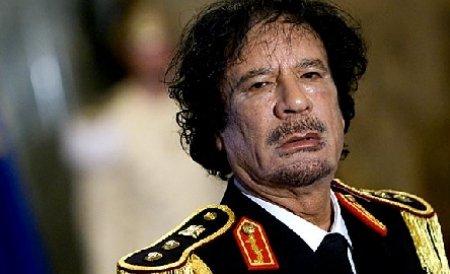 Gaddafi: Pregătiţi-vă pentru război de gherilă. Ucidem inamicul, fie că este libian sau străin