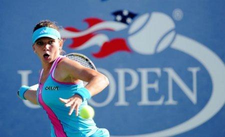 Simona Halep a ratat calificarea în turul 3 la US Open
